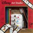Disney Art Studio: Step-by-step Book And Everything You Need To Get Started