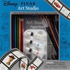 Disney-pixar Art Studio: Step-by-step Book And Everything You Need To Get Started