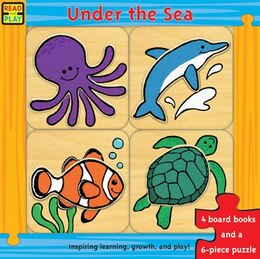 Book Read And Play: Under The Sea by Salina Yoon