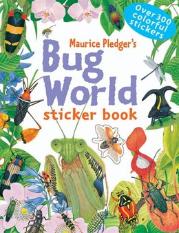 Book Bug World by Maurice Pledger
