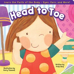 Book HEAD TO TOE by Timewell Kerry