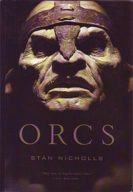 Book ORCS by Stan Nicholls