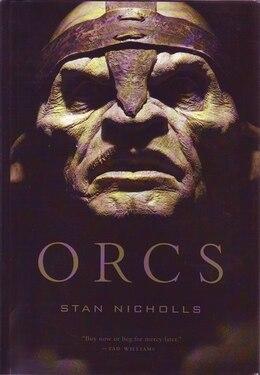 Book ORCS by Stan Nicholls