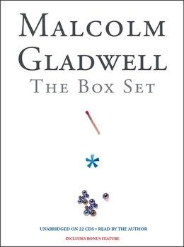 Book Malcolm Gladwell Box Set by Malcolm Gladwell