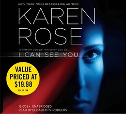 Book I Can See You by Karen Rose