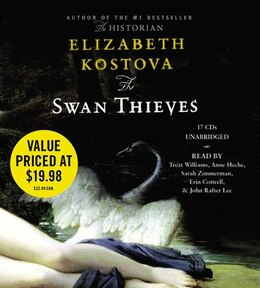 Book The Swan Thieves by ELIZABETH KOSTOVA