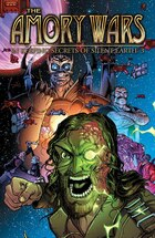 Amory Wars: In Keeping Secrets of Silent Earth: 3 Ultimate Edition: In Keeping Secrets Of Silent…