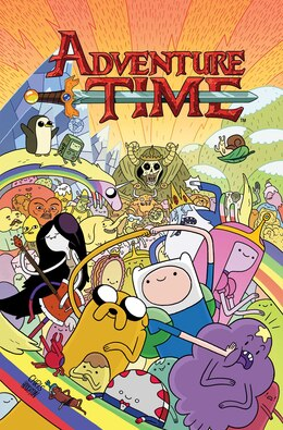 Book Adventure Time Vol. 1 by Ryan North