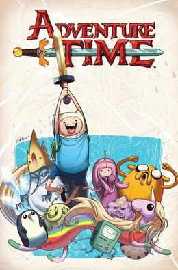Book Adventure Time Vol. 3 by Ryan North