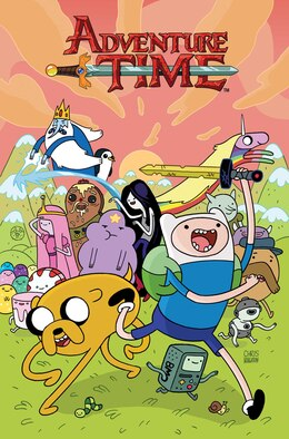 Book Adventure Time Vol. 2 by Ryan North