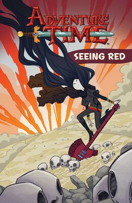 Book Adventure Time Original Graphic Novel Vol. 3: Seeing Red by Kate Leth
