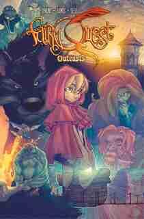 Fairy Quest Vol. 2: Outcasts by Paul Jenkins