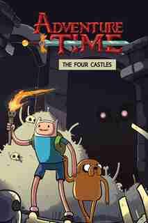 Adventure Time Original Graphic Novel Vol. 7: Four Castles by Josh Trujillo