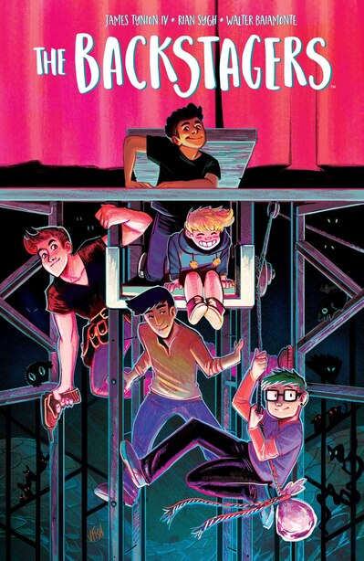 The Backstagers Vol. 1 by James Tynion Iv