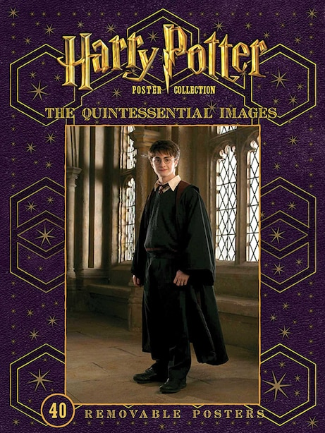 Harry Potter Poster Collection: The Quintessential Images by . Warner Bros. Consumer Products Inc.