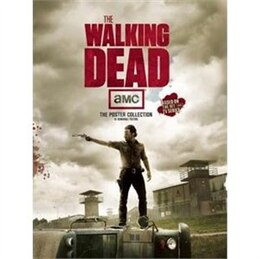 Book The Walking Dead Poster Collection by Insight Editions