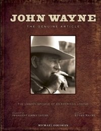 Book John Wayne by Wayne Goldman