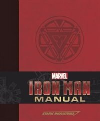 Book Iron Man Manual by Daniel Wallace