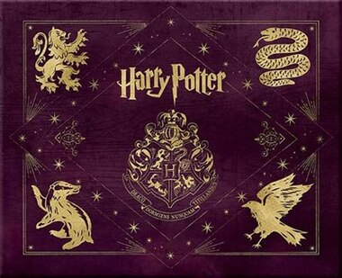 Harry Potter: Hogwarts Deluxe Stationery Set by . Warner Bros. Consumer Products Inc.