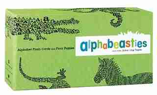 Alphabeasties: Flash Cards by Sharon Werner
