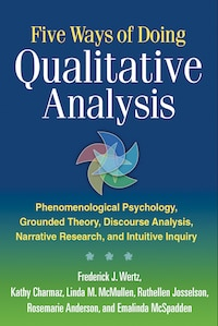 Five Ways of Doing Qualitative Analysis: Phenomenological Psychology, Grounded Theory, Discourse…