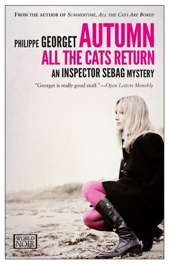 Autumn, All The Cats Return by Philippe Georget