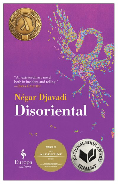 Book Disoriental by NEGAR DJAVADI