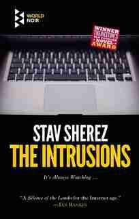 The Intrusions by Stav Sherez
