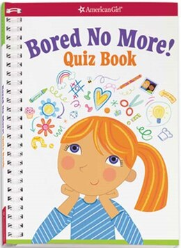 Book Bored No More! Quiz Book by Aubre Andrus