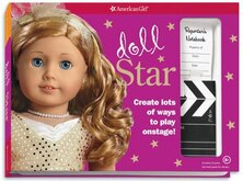 Book Doll Star: Create Lots Of Ways To Play Onstage! by Trula Magruder
