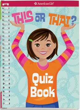 Book This or That? Quiz Book by Emma Maclaren Henke