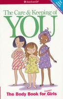 american girl care and keeping of you pdf