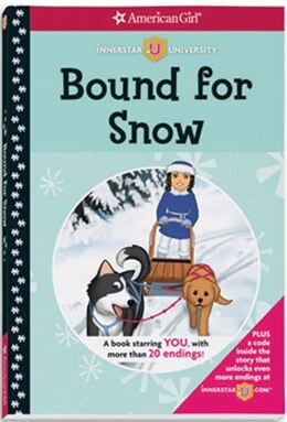 Book Bound for Snow by Alison Hart