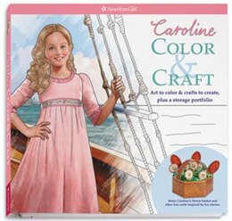 Book Caroline Color & Craft by Teri Robida