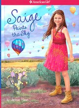 Book Saige Paints the Sky: Book 2 by Jessie Haas