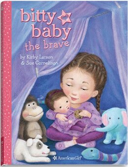 Book Bitty Baby The Brave by Kirby Larson