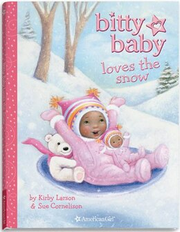 Book Bitty Baby Loves The Snow by Kirby Larson