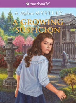 Book A Growing Suspicion: A Rebecca Mystery by Jacqueline Dembar Greene