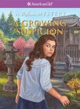 Book A Growing Suspicion: A Rebecca Mystery by Jacqueline Dembar Greene