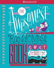 Book The Awesomest, Randomest Book Ever: Super Smarts And Silly Stuff For Girls by Mary Richards Beaumont