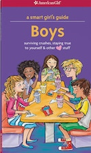 Book A Smart Girl's Guide - Boys: Surviving Crushes, Staying True To Yourself & Other Love Stuff by Nancy Holyoke