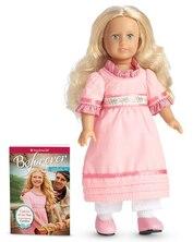 Book Caroline 2014 Mini Doll And Book by American Girl