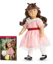 Book Samantha 2014 Mini Doll And Book by American Girl
