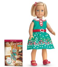 Book Kit 2014 Mini Doll And Book by American Girl