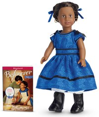 Addy 2014 Mini Doll And Book