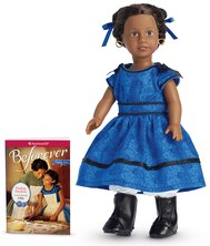 Book Addy 2014 Mini Doll And Book by American Girl