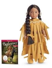 Book Kaya 2014 Mini Doll And Book by American Girl