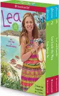 Lea Clark Girl Of The Year 2016 3 Book Boxed Set by Kellen Hertz