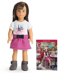 Grace - Girl Of The Year 2015 Mini Doll/book: Girl Of The Year 2015 Mini Doll/book