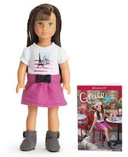 Book Grace - Girl Of The Year 2015 Mini Doll/book: Girl Of The Year 2015 Mini Doll/book by American Girl